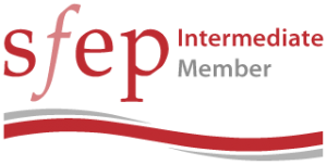 SfEP intermediate membership badge
