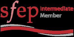 SfEP intermediate membership badge