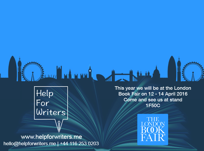 London Book Fair Help For Writers graphic ebook distribution self-publishing